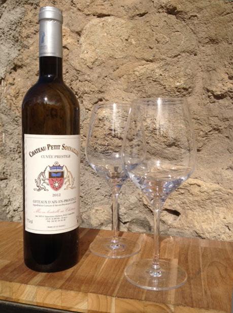 Cuvée Prestige Blanc, white wine