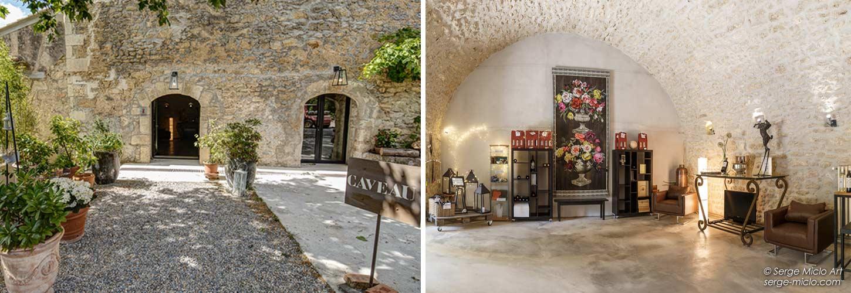 Caveau dégustation Aix en Provence